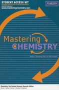 MasteringChemistry&#8482. Student Access Kit for Chemistry 11th edition 9780321706874 0321706870