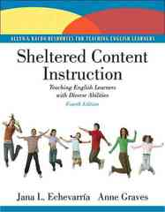 Sheltered Content Instruction 4th edition 9780137056361 0137056362