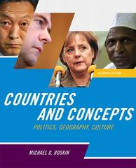 Countries and Concepts 11th edition 9780205778720 0205778720