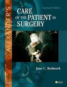 Alexander's Care of the Patient in Surgery, 14e and Tighe: Instrumentation for the Operating Room, 7e Package 14th edition 9780323099509 0323099505