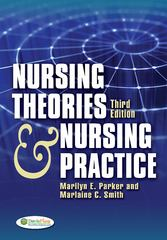 Nursing Theories and Nursing Practice 3rd edition 9780803621688 080362168X