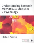 Understanding Research Methods and Statistics in Psychology 0 9781412934428 1412934427