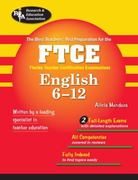 FTCE English 6-12 1st Edition 9780738667119 0738667110