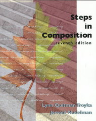Steps in Composition 7th edition 9780136519850 0136519857