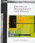Financial Management and Policy 12th edition 9780130326577 0130326577
