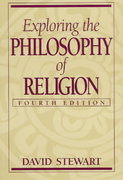 Exploring the Philosophy of Religion 4th edition 9780137578320 0137578326