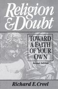 Religion and Doubt 2nd edition 9780137722860 0137722869