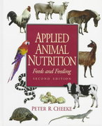 Applied Animal Nutrition 3rd edition 9780131133310 0131133314
