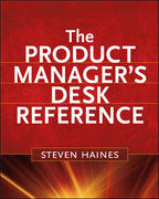 The Product Manager's Desk Reference 1st edition 9780071591348 0071591346