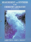 Measurement and Synthesis in the Chemistry Laboratory 2nd edition 9780139050503 0139050507