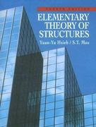 Elementary Theory of Structures 4th Edition 9780139344152 0139344152