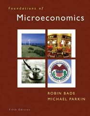 Foundations of Microeconomics 5th edition 9780136123132 0136123139