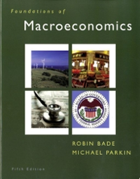 Foundations of Macroeconomics 5th edition 9780136125839 0136125832