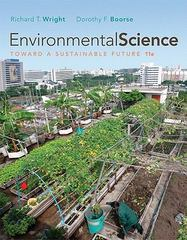 Environmental Science: Toward a Sustainable Future, Books a la Carte Edition 11th edition 9780321623706 0321623703