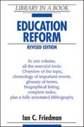 Education Reform 2nd edition 9780816082384 0816082383