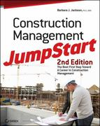 Construction Management JumpStart 2nd Edition 9780470609996 0470609990