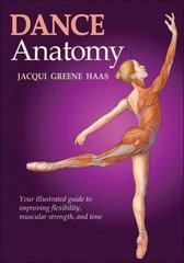 Dance Anatomy (Sports Anatomy) 1st Edition 9780736081931 0736081933