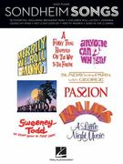 Sondheim Songs for Easy Piano 0 9781423472735 142347273X