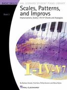 Scales, Patterns and Improvs - Book 2 1st Edition 9781423442189 1423442180