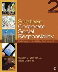 Strategic Corporate Social Responsibility 2nd Edition 9781412974530 1412974534