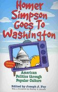 Homer Simpson Goes to Washington 2nd edition 9780813192543 0813192544