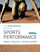 The Biochemical Basis of Sports Perfomance 2nd edition 9780199208289 019920828X
