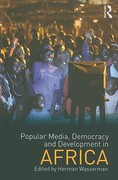 Popular Media, Democracy and Development in Africa 1st edition 9780415577946 0415577942