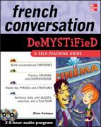 French Conversation Demystified with Two Audio CDs 1st Edition 9780071635448 0071635440