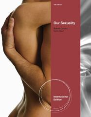 Our Sexuality 11th edition 9780538452816 0538452811