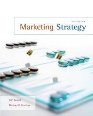 Marketing Strategy 5th edition 9780538467384 053846738X