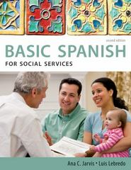 Basic Spanish for Social Services 2nd Edition 9780495902645 0495902640