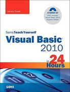 Sams Teach Yourself Visual Basic 2010 in 24 Hours Complete Starter Kit 1st Edition 9780672331138 0672331136