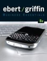 Business Essentials 8th edition 9780137053490 0137053495