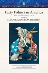 Party Politics in America (Longman Classics in Political Science) 14th edition 9780205793198 0205793193