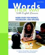 Words Their Way with English Learners 2nd Edition 9780133000191 0133000192