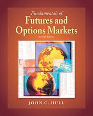 Fundamentals of Futures and Options Markets 7th edition 9780136103226 0136103227