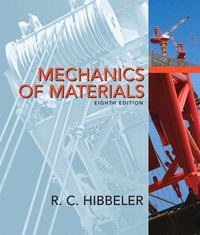 Mechanics of Materials 8th edition 9780133002362 0133002365