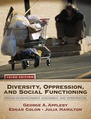 Diversity, Oppression, and Social Functioning 3rd edition 9780205787296 0205787290