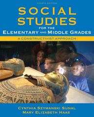 Social Studies for the Elementary and Middle Grades 4th Edition 9780137048854 0137048858