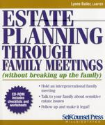 Estate Planning Through Family Meetings 1st edition 9781770400368 1770400362