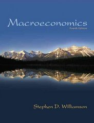 Macroeconomics 4th edition 9780131368736 0131368737