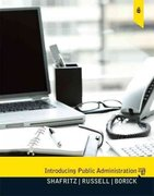 Introducing Public Administration 7th edition 9780205780501 0205780504