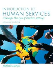 Introduction to Human Services 2nd edition 9780205795024 0205795021
