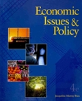 Economic Issues and Policy (Book Only)