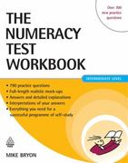 The Numeracy Test Workbook 0 9780749440459 0749440457