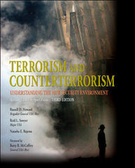 Terrorism and Counterterrorism: Understanding the New Security Environment, Readings and Interpretations 3rd edition 9780073379791 0073379794