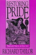 Restoring Pride 1st Edition 9781573920247 157392024X