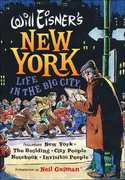 Will Eisner's New York 1st Edition 9780393061062 039306106X
