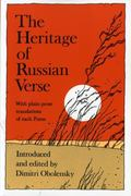 The Heritage of Russian Verse 0 9780253327369 0253327369