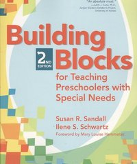 Building Blocks for Teaching Preschoolers with Special Needs 2nd edition 9781557669674 1557669678